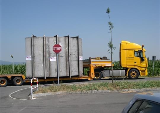 Condotte per Turbine a Gas