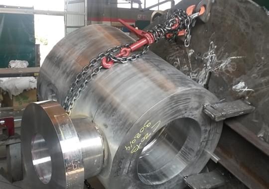 Corpo Compressore Elettrosaldato in F51