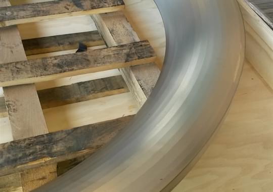 Flange e connessioni speciali per turbine a gas