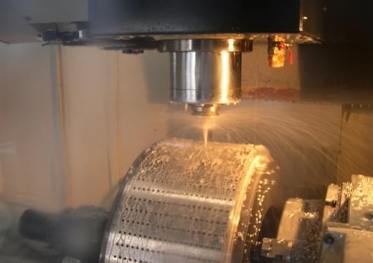 Lavorazioni Meccaniche - Foratura AISI