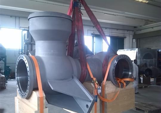 Sistema Turbine by Pass customizzato