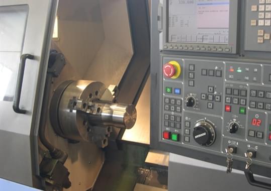 Tornio CNC orizzontale