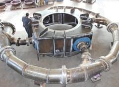 Turbine Francis - Cassa Spirale